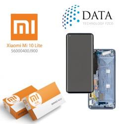 Xiaomi Mi 10 Lite 5G (M2002J9G) -LCD Display + Touch Screen Cosmic Grey 56000400J900