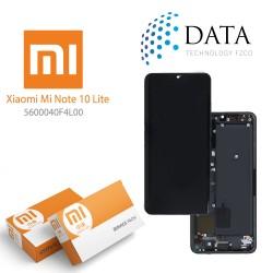 Xiaomi Mi Note 10 Lite -LCD Display + Touch Screen Violet 5600020F4L00