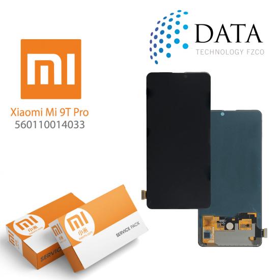 Xiaomi Mi 9T Pro -LCD Display + Touch Screen