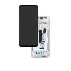 Xiaomi Mi10T / Mi 10T Pro -LCD Display + Touch Screen Lunar Silver 5600040J3S00
