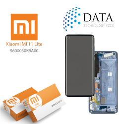 Xiaomi Mi11 Lite -LCD Display + Touch Screen K9A Black 5600030K9A00