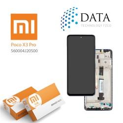 Xiaomi Poco X3 Pro -LCD Display + Touch Screen Gold 560004J20S00