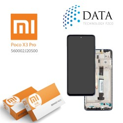 Xiaomi Poco X3 Pro -LCD Display + Touch Screen Tarnish 560002J20S00